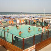 Spiaggia 75 Riccione - La Piscina