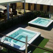 Spiaggia 76 Riccione - Vasche Idromassaggio - Hotel con Spiaggia Relax Riccione