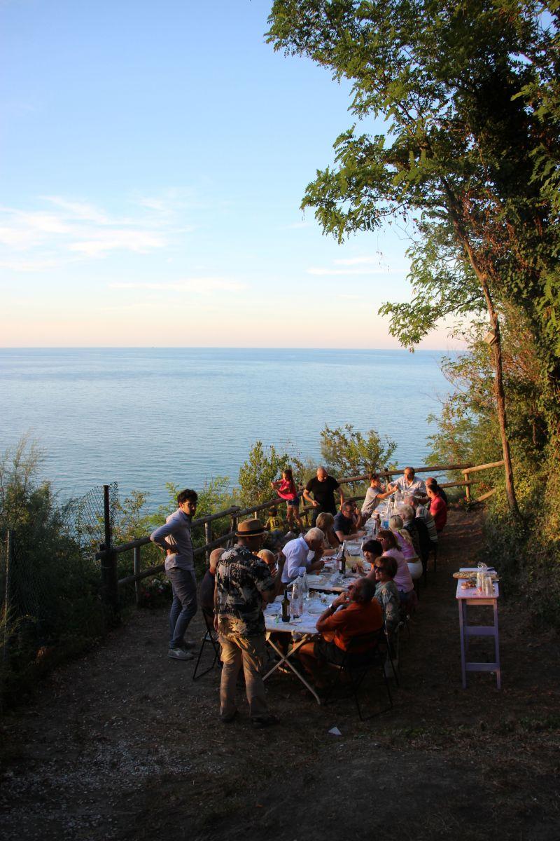 Hotel Concord Riccione 4 Stelle | Grigliata al Tramonto