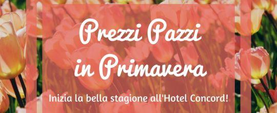 Hotel Concord 4 Stelle Riccione Offerta Primavera