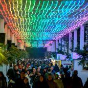 Hotel Concord Riccione 4 Stelle Viale Ceccarini Capodanno Ice Carpet Colorato